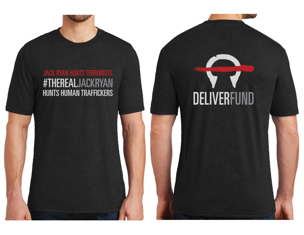 Men's #TheRealJackRyan T-Shirt