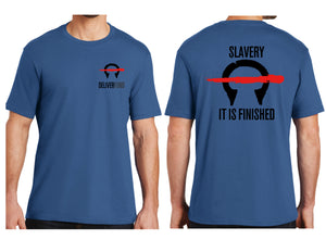 Men's Slavery-It is Finished T-Shirt
