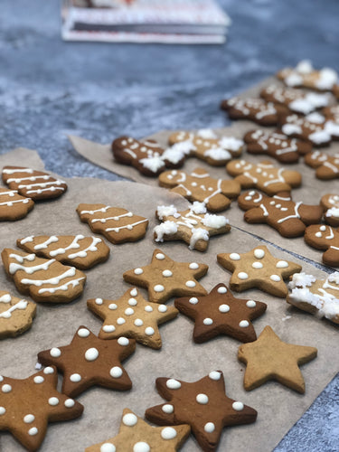 Gingerbread Biscuit Recipe