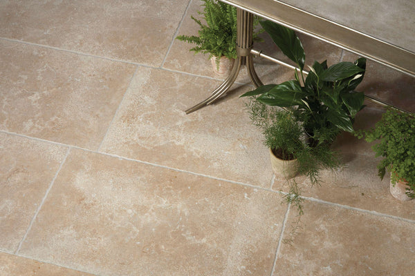 Bellemont Limestone Seasoned