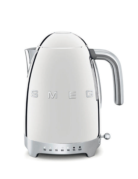 Smeg Variable Temperature Kettle Stainless Steel KLF04SSUK