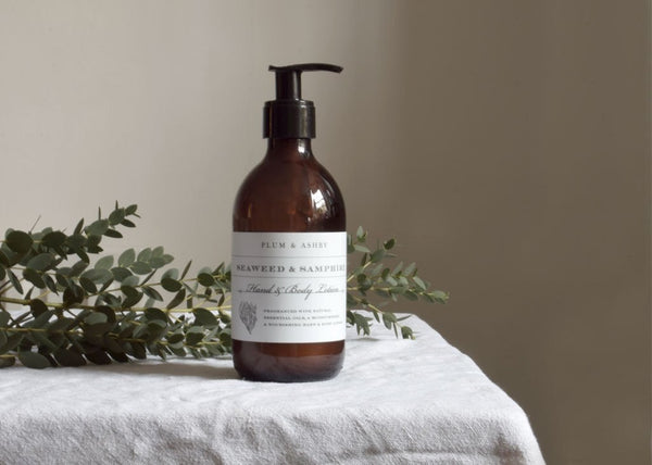 Seaweed & Samphire Hand & Body Lotion