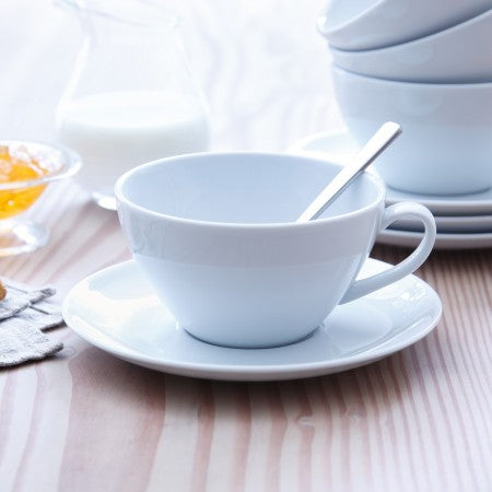 Cappuccino Cup & Saucer x 4 - Dine Collection