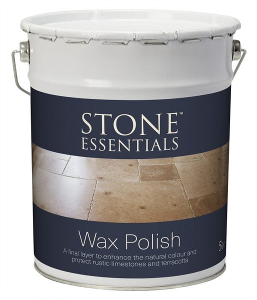 Stone Essentials Wax Polish