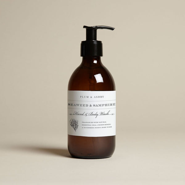 Seaweed & Samphire Hand & Body Wash