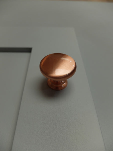 The Sussex 38mm Knob - Brushed Copper