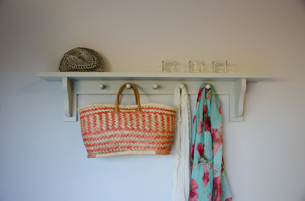Peg Rail Shelf