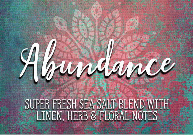 Abundance (Mantra)-Flickerwix