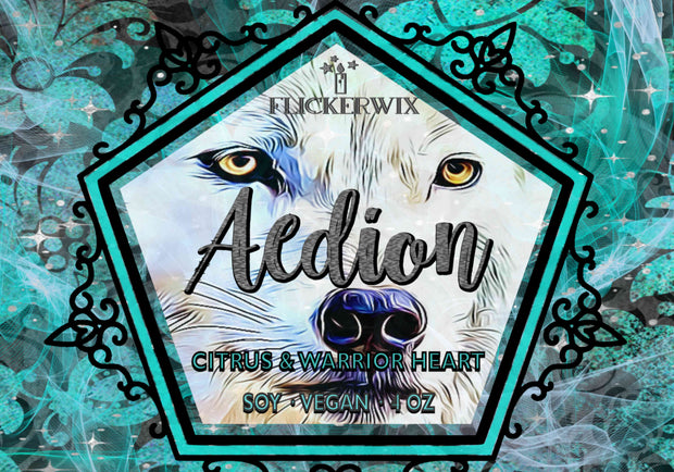 Aedion (Throne of Glass)-Flickerwix