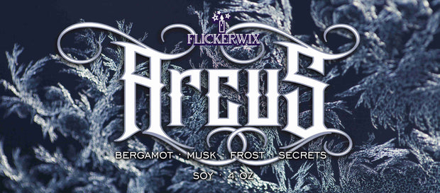 Arcus (Frostblood Saga)-Flickerwix
