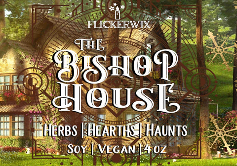 The Bishop House (All Souls / Discovery of Witches)-Flickerwix