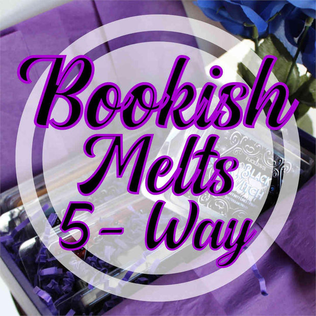 Bookish Melts 5-Way-Multipack-Flickerwix