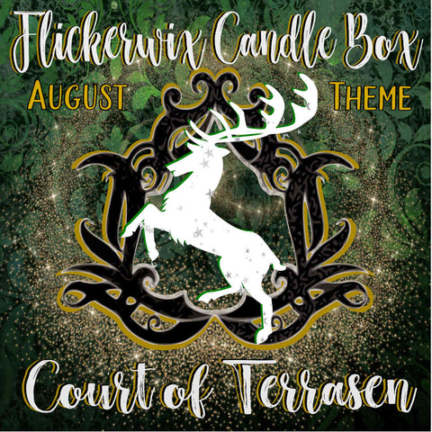 AUG Box - Court of Terrasen - Royal Edition-Flickerwix