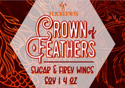Crown of Feathers (Crown of Feathers)-Flickerwix