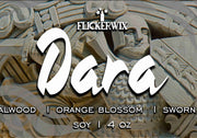 Dara (Daevabad Trilogy / City of Brass)-Character-Flickerwix
