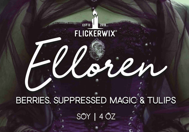Elloren (Black Witch Chronicles)-Flickerwix