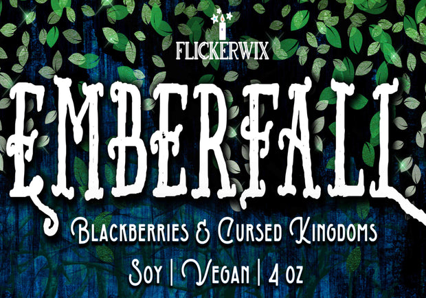 Emberfall (Curse So Dark)-Character-Flickerwix
