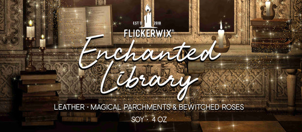 Enchanted Library (General)-Flickerwix