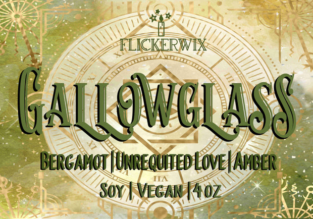 Gallowglass (All Souls / Discovery of Witches)-Flickerwix