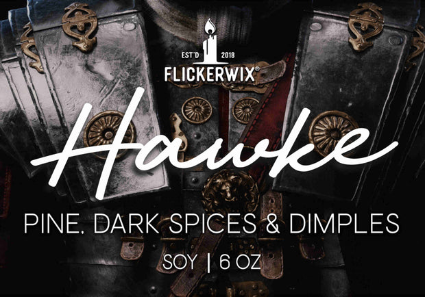 Hawke (From Blood and Ash)-Character-Flickerwix