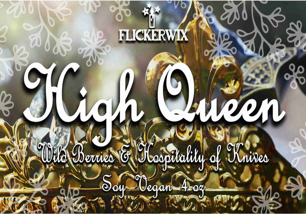 High Queen-Character-Flickerwix