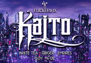 Kaito (Lunar Chronicles)-Flickerwix