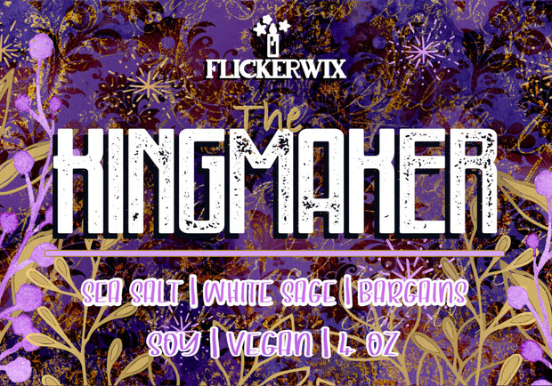 Kingmaker (Folk of Air)-Flickerwix