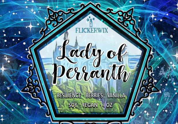 Lady of Perranth (Throne of Glass)-Flickerwix