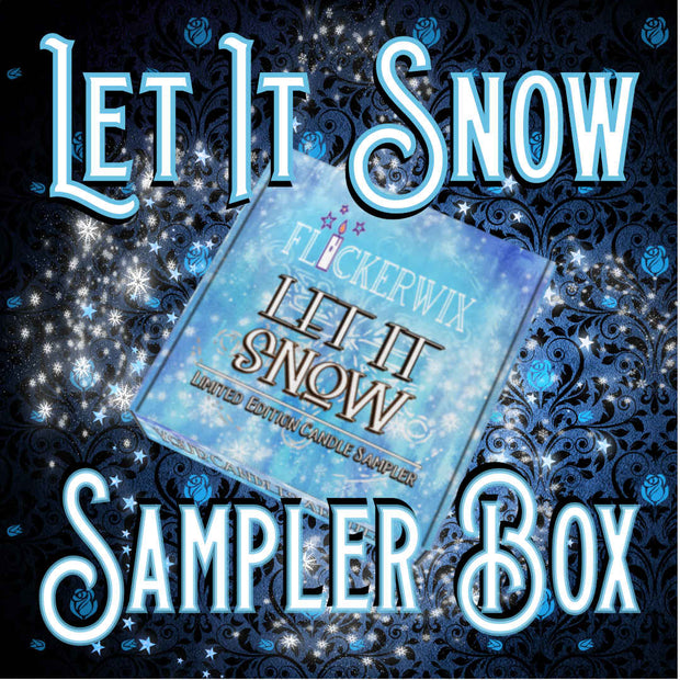 Let It Snow - Limited Edition Sampler Box-Flickerwix