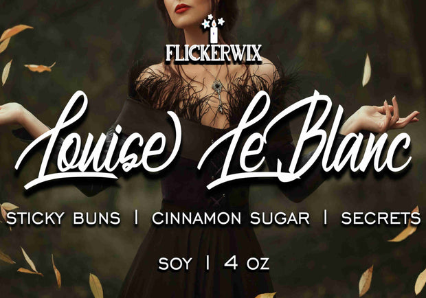 Louise Le Blanc (Serpent & Dove)-Character-Flickerwix