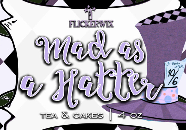 Mad as a Hatter (Wonderland)