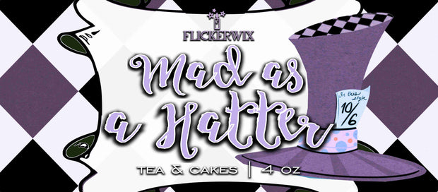Mad as a Hatter (Wonderland)-Character-Flickerwix