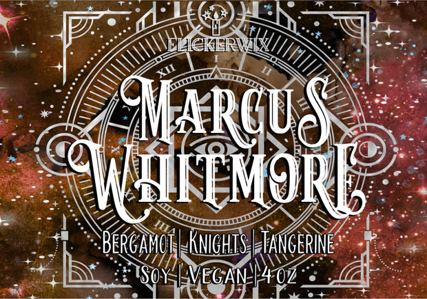 Marcus Whitmore (All Souls / Discovery of Witches)-Flickerwix