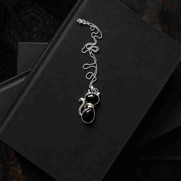 Mr. Kindly Pendant Necklace-Merchandise-Flickerwix