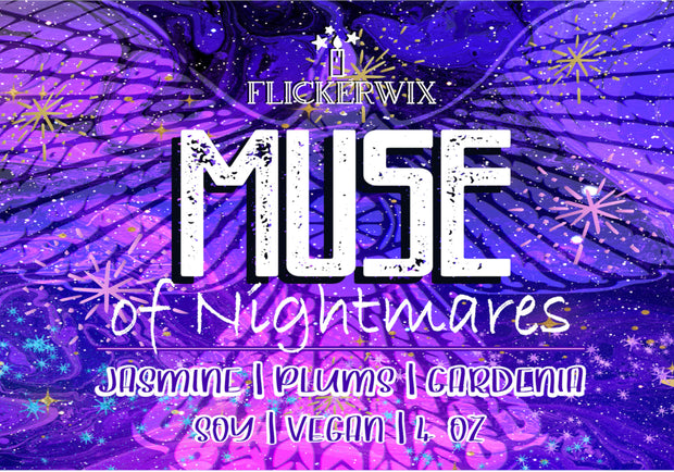 Muse of Nightmares (Strange the Dreamer)-Flickerwix
