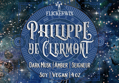 Philippe de Clermont (All Souls / Discovery of Witches)-Flickerwix
