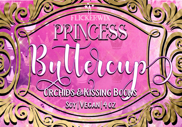 Princess Buttercup (PB)-Flickerwix