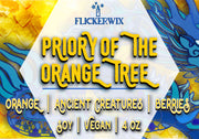 Priory of the Orange Tree (Priory)-Flickerwix