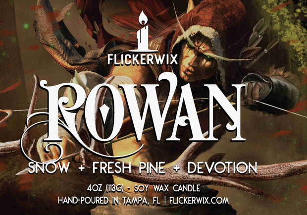 Rowan (Throne of Glass)-Flickerwix