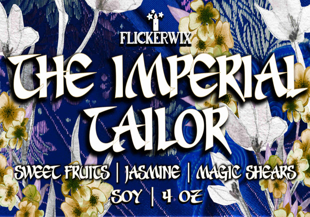 Imperial Tailor (Spin the Dawn)-Character-Flickerwix