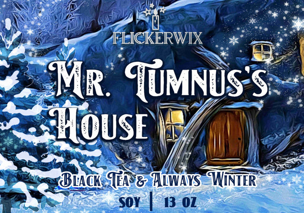 Mr. Tumnus's House (Narnia)-Character-Flickerwix