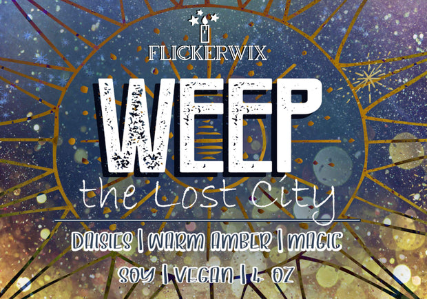 Weep (Strange the Dreamer)-Flickerwix
