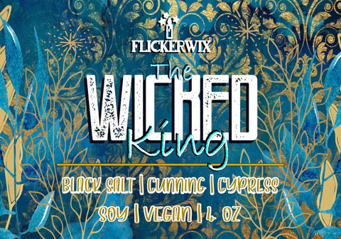 Wicked King (Folk of Air)-Flickerwix