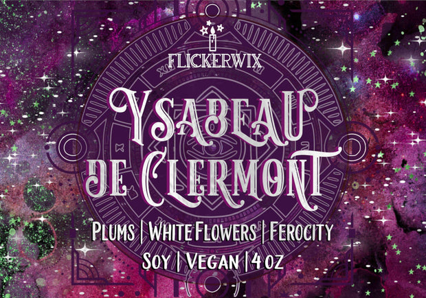 Ysabeau de Clermont-Flickerwix