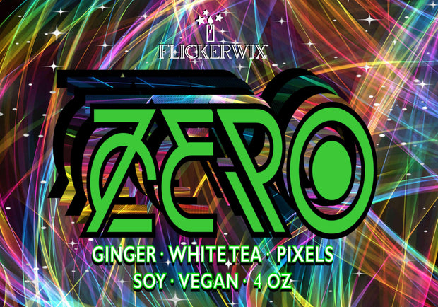 Zero (Warcross)-Flickerwix