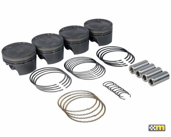 mountune Mahle Forged Piston Set - 2.3L EcoBoost
