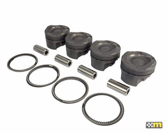 mountune Forged Piston Set - 1.6L EcoBoost