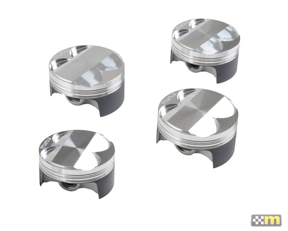 89mm Forged, High Compression Pistons - 2.5L Duratec