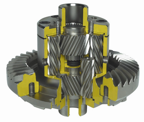 Quaife ATB QDF13H Differential - 75-87 Citroen Trans
