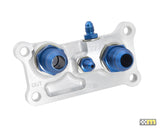Remote Oil Filter Housing Take-off - Duratec, 2.0L EcoBoost